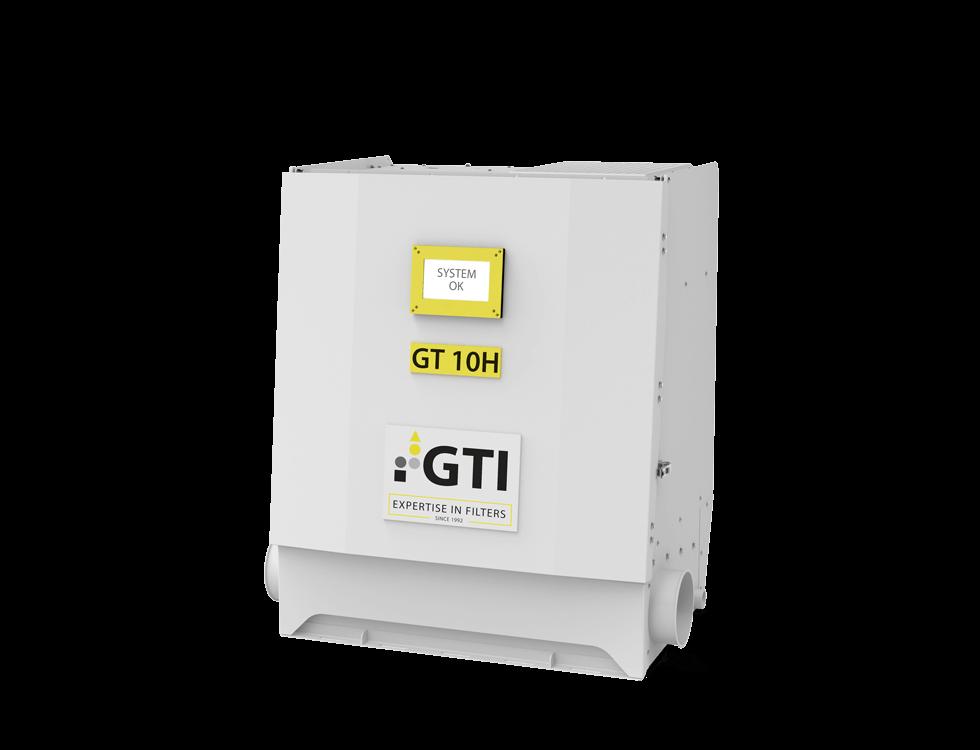 Abbildung Luftfiltergerät GT-10H