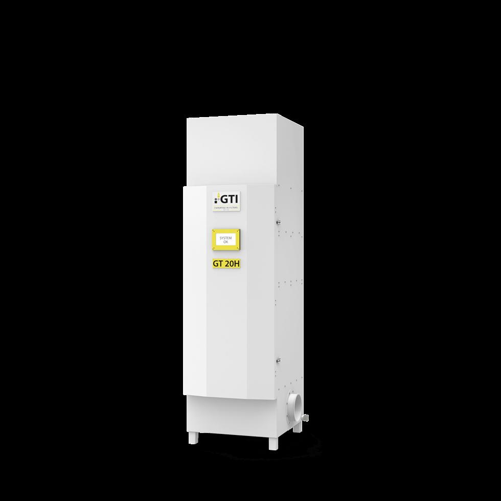 Abbildung Luftfiltergerät GT-20H