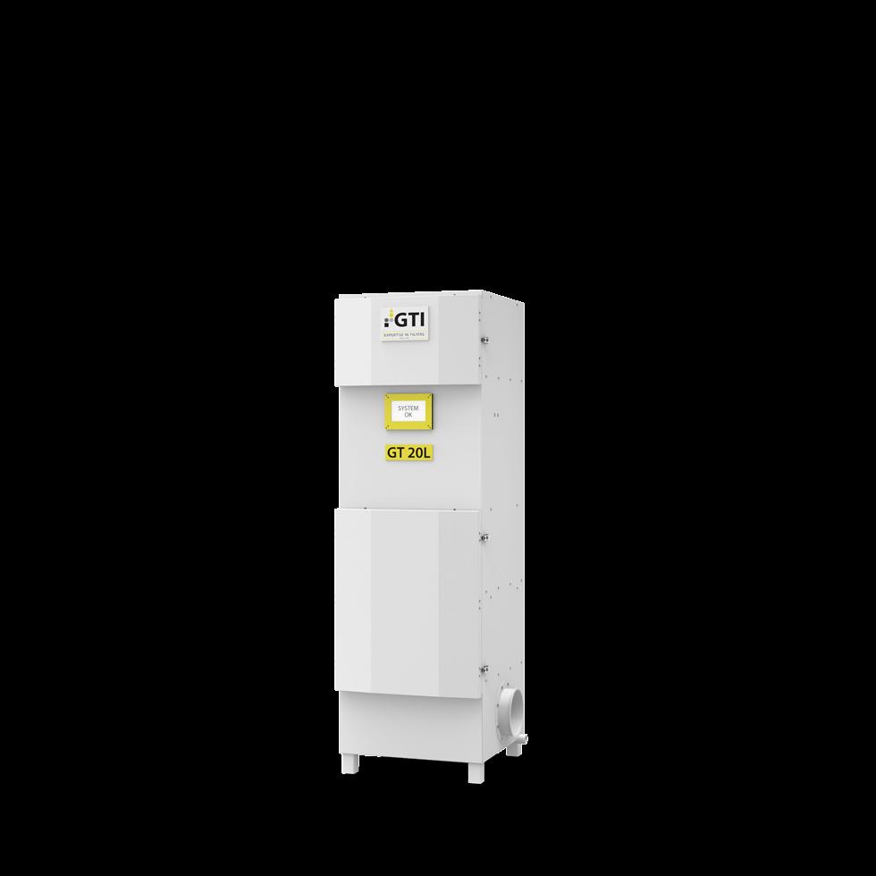 Abbildung Luftfiltergerät GT-20L