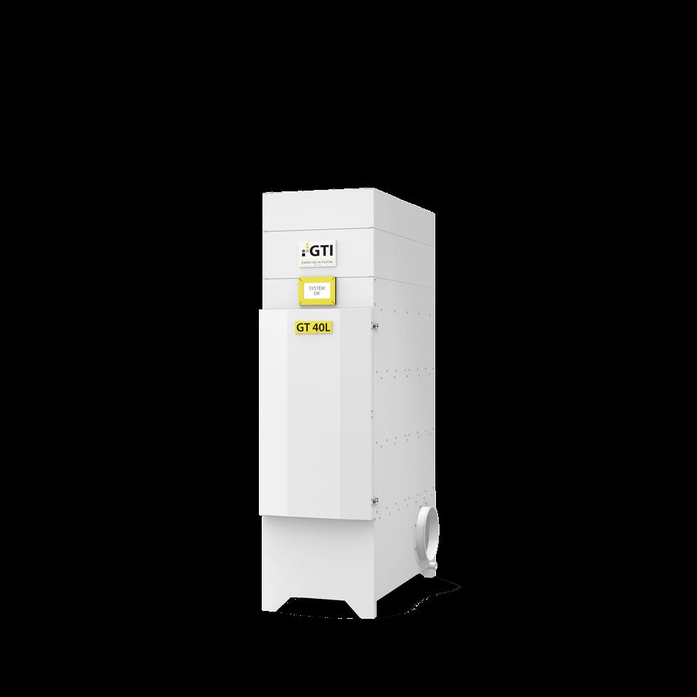 Abbildung Luftfiltergerät GT-40L