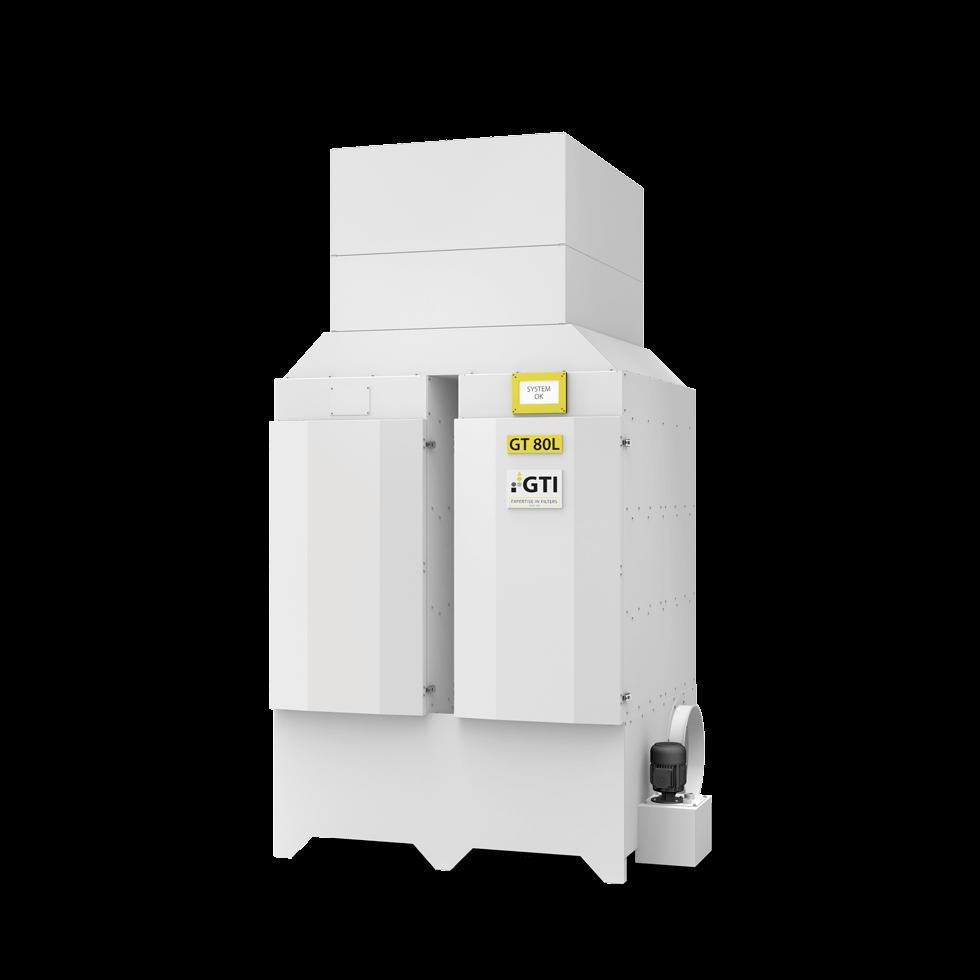 Abbildung Luftfiltergerät GT-80L