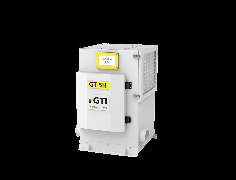Abbildung Luftfiltergerät GT-5H